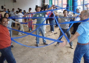 team building exercises for managers